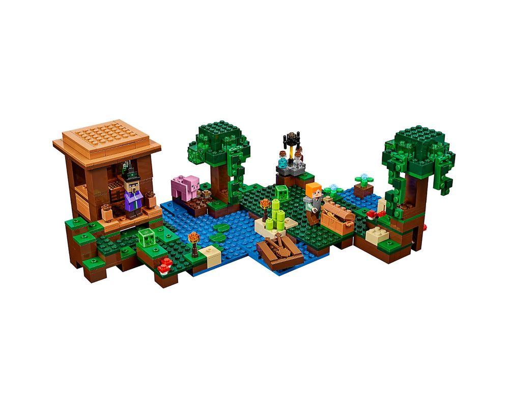LEGO Set 21133-1 The Witch Hut