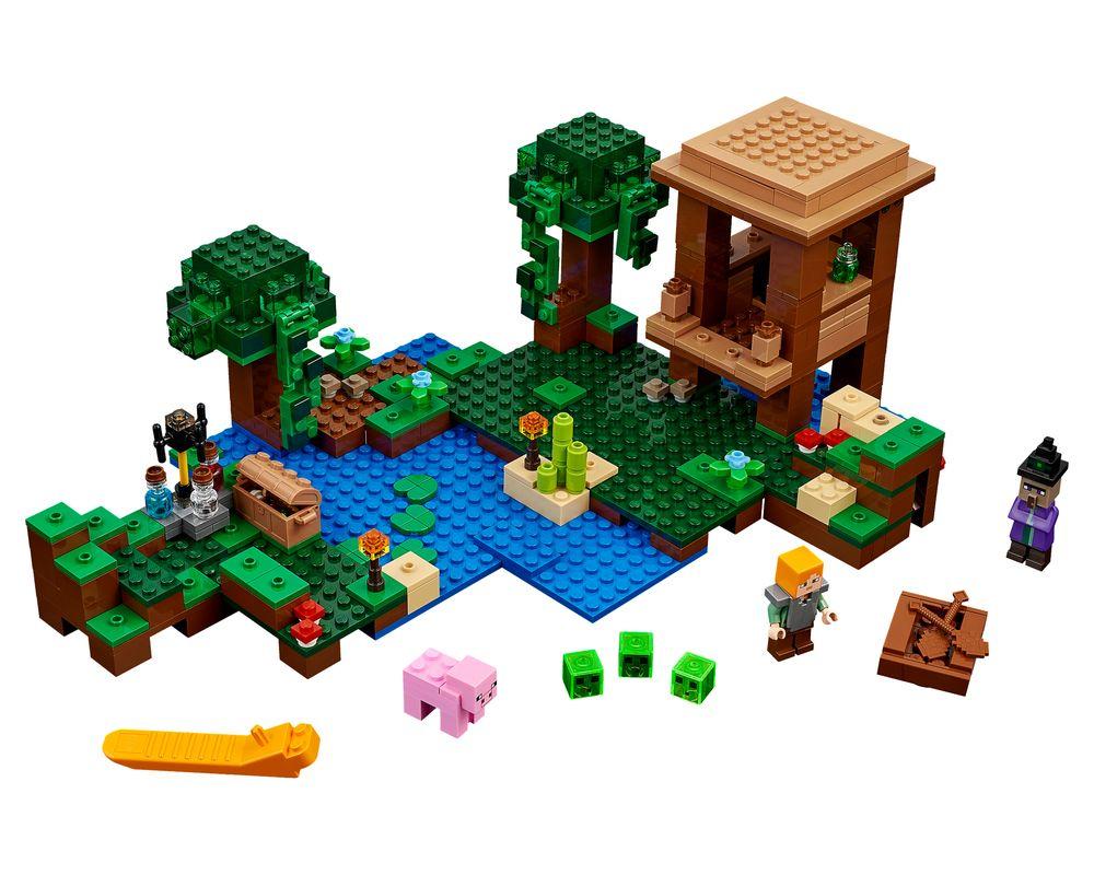 LEGO Set 21133-1 The Witch Hut (Model - A-Model)