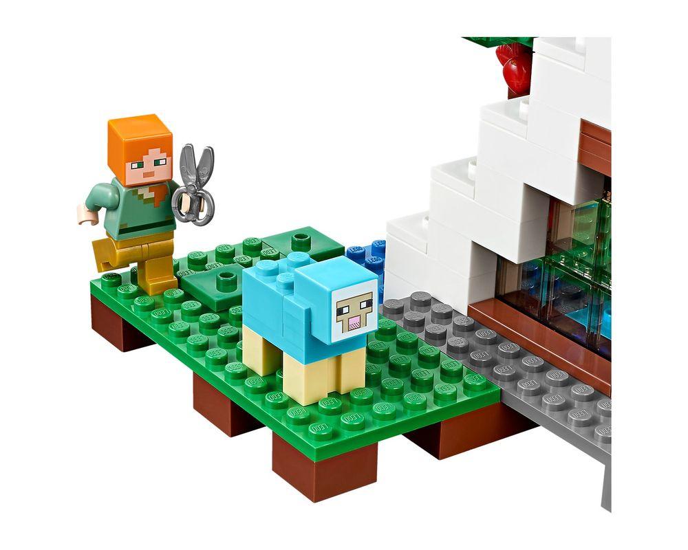 LEGO Set 21134-1 The Waterfall Base