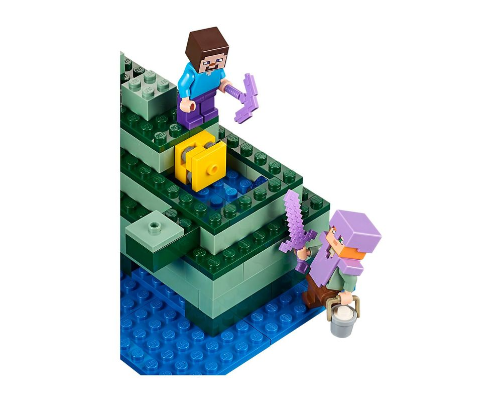 LEGO Set 21136-1 The Ocean Monument
