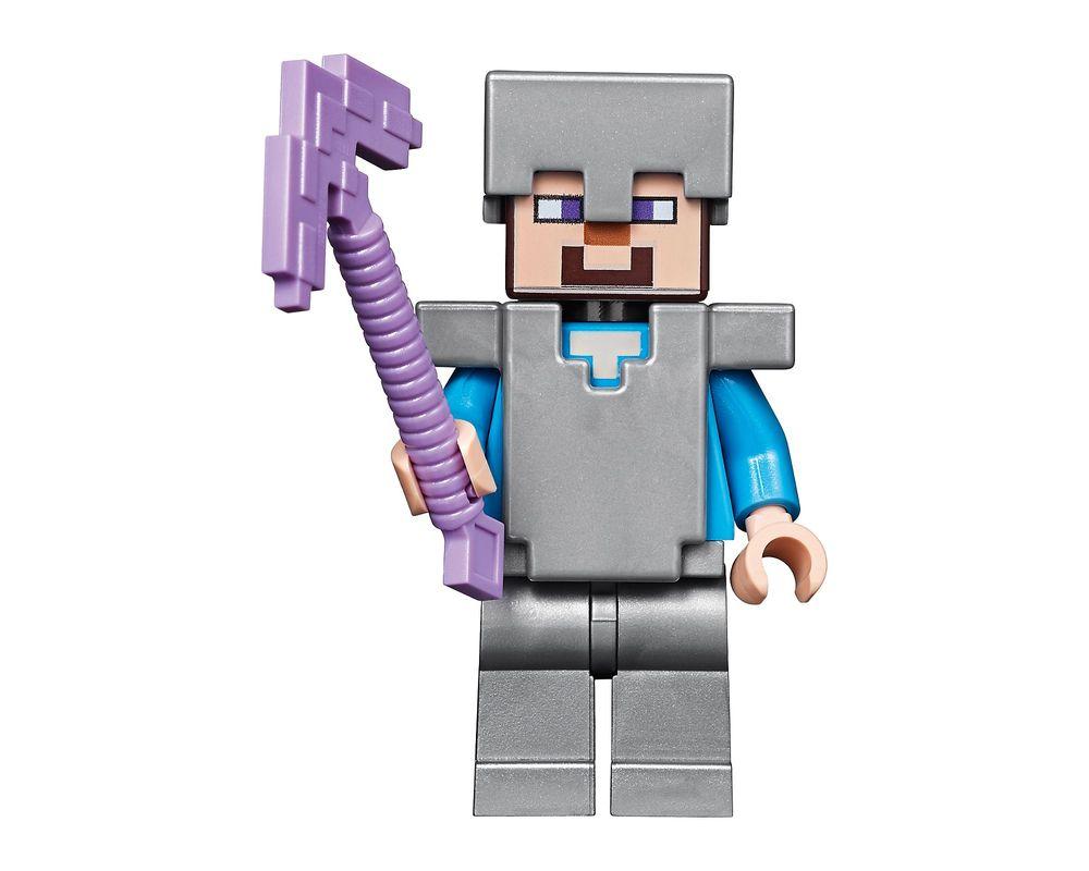 LEGO Set 21137-1 The Mountain Cave