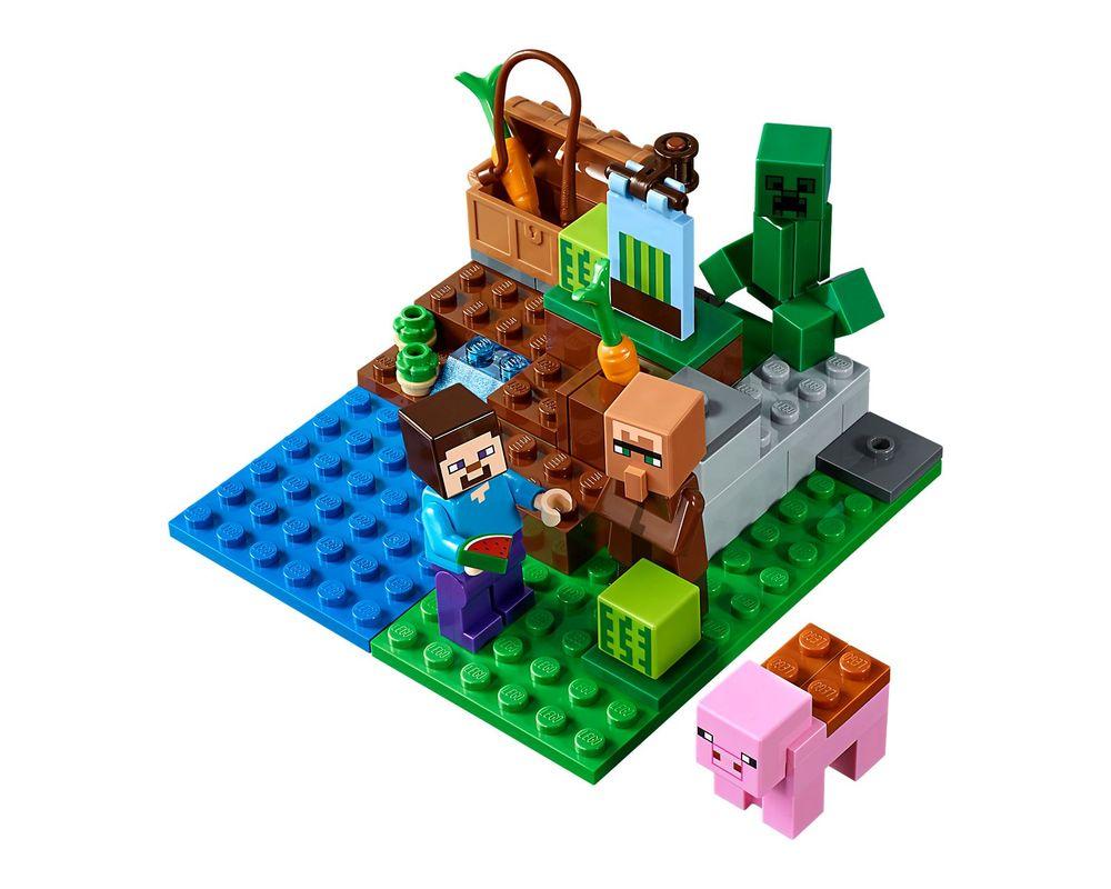LEGO Set 21138-1 The Melon Farm