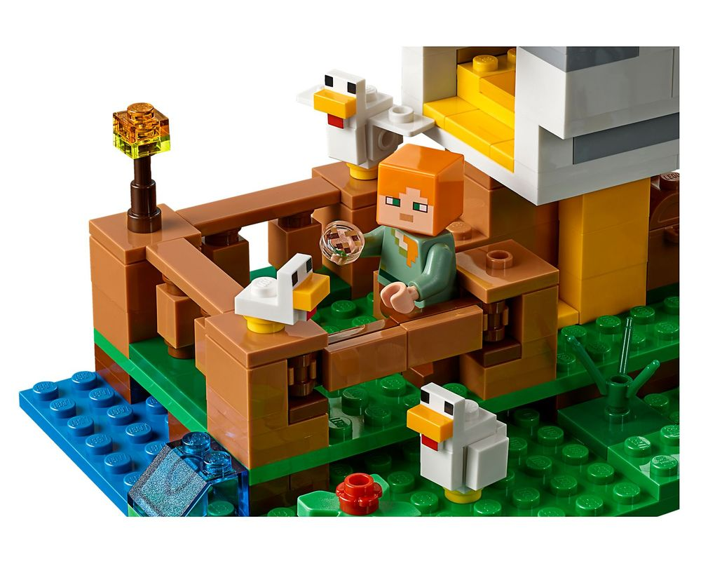LEGO Set 21140-1 The Chicken Coop