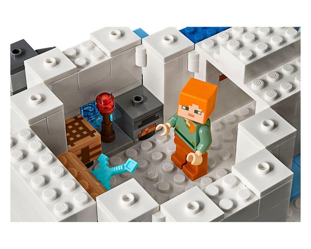 LEGO Set 21142-1 The Polar Igloo