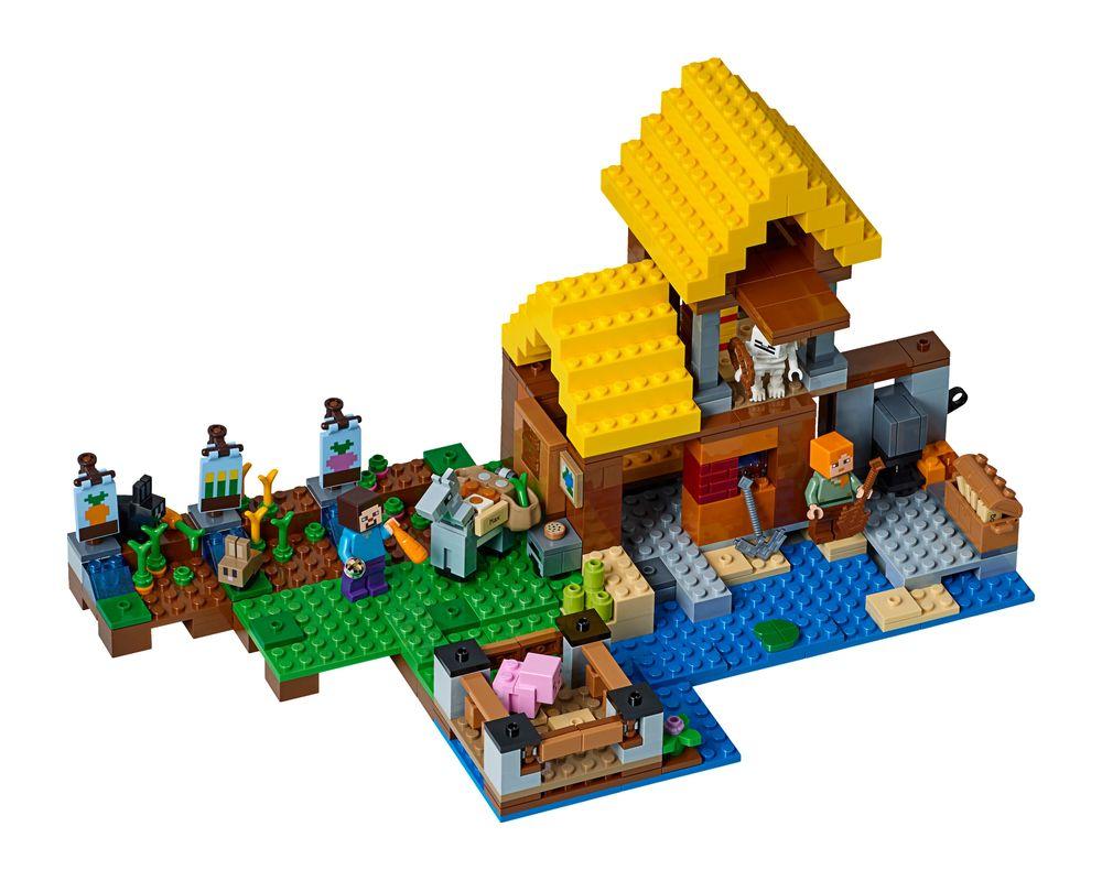 LEGO Set 21144-1 The Farm Cottage (LEGO - Model)