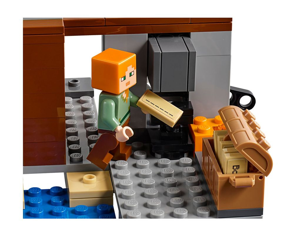 LEGO Set 21144-1 The Farm Cottage