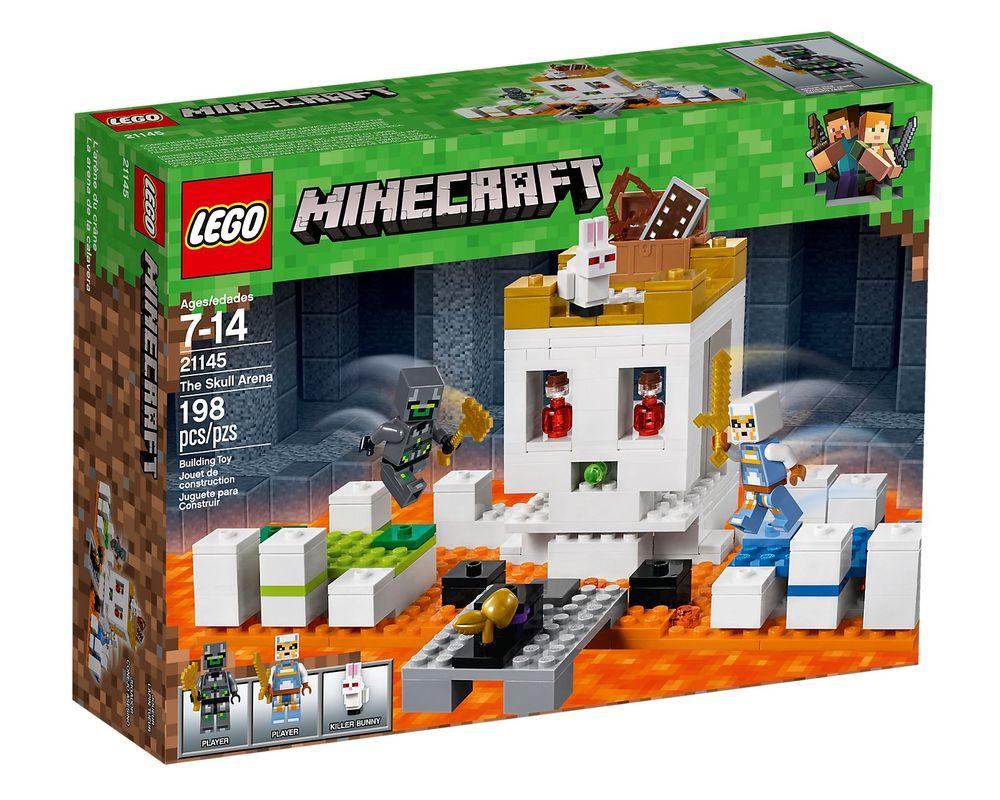 LEGO Set 21145-1 The Skull Arena