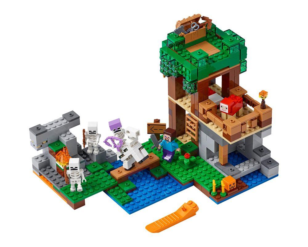 LEGO Set 21146-1 The Skeleton Attack (LEGO - Model)