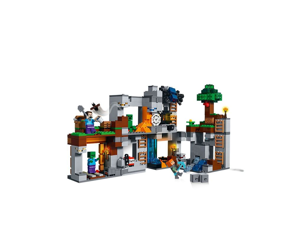 LEGO Set 21147-1 The Bedrock Adventures