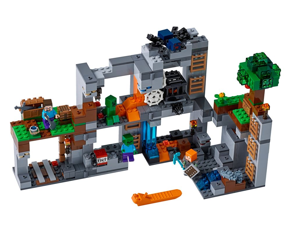LEGO Set 21147-1 The Bedrock Adventures (Model - A-Model)