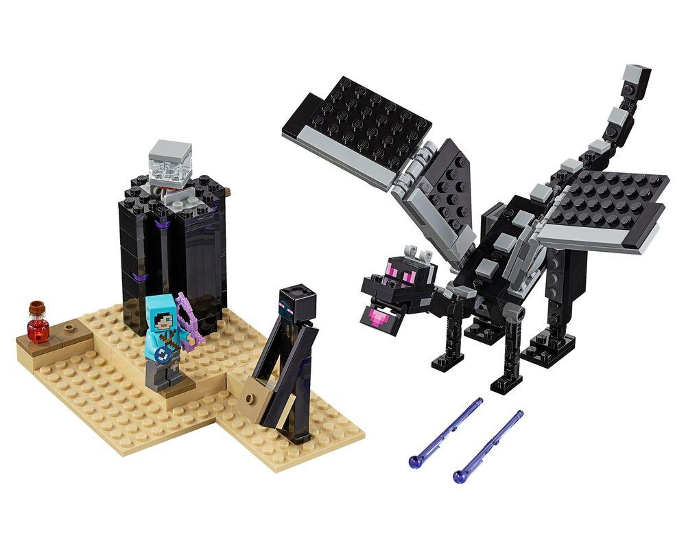 LEGO Set 21151-1 The End Battle (LEGO - Model)