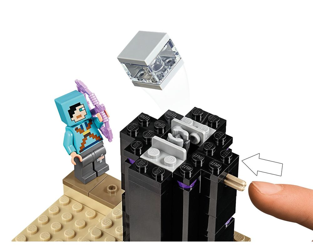 LEGO Set 21151-1 The End Battle