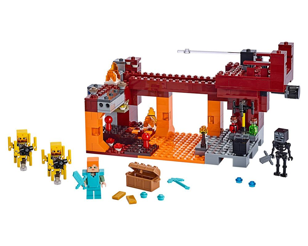 LEGO Set 21154-1 The Blaze Bridge