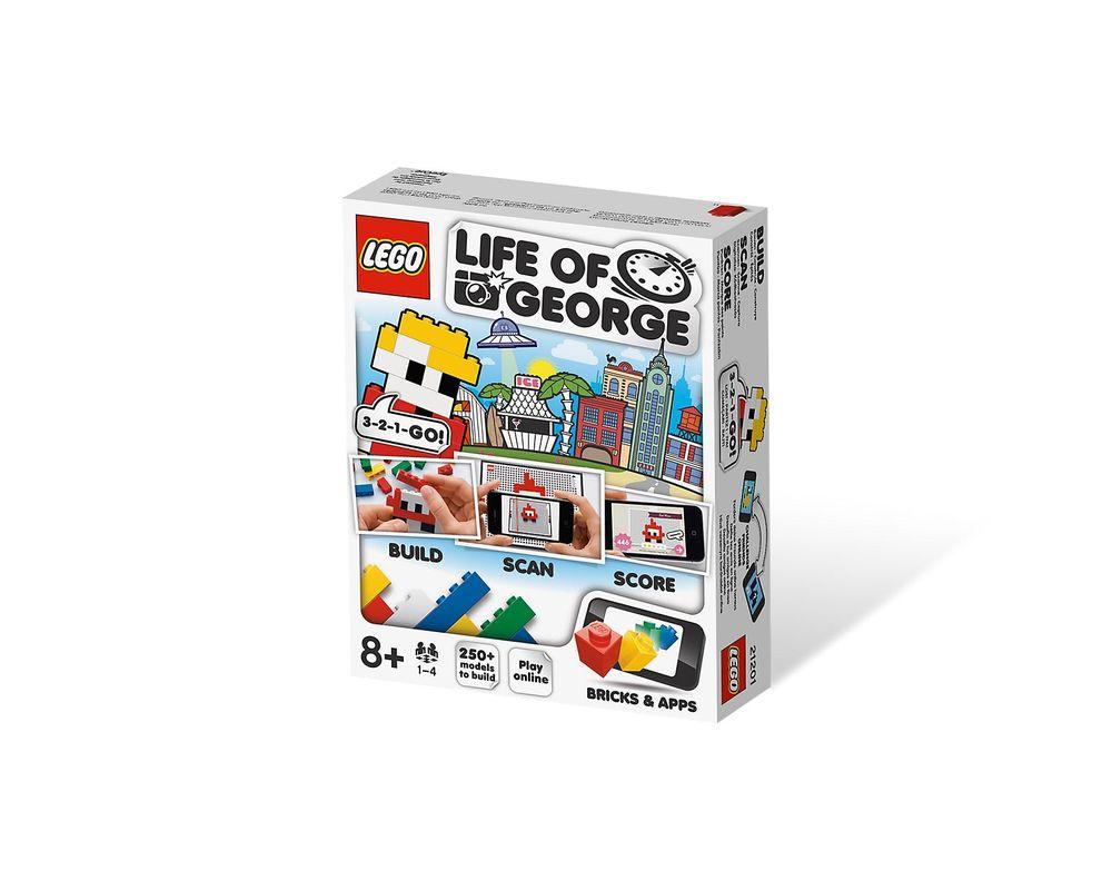 LEGO Set 21201-1 Life of George II