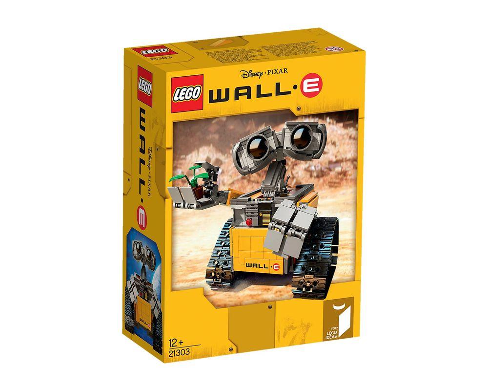 LEGO Set 21303-1 WALL•E [Original Version]