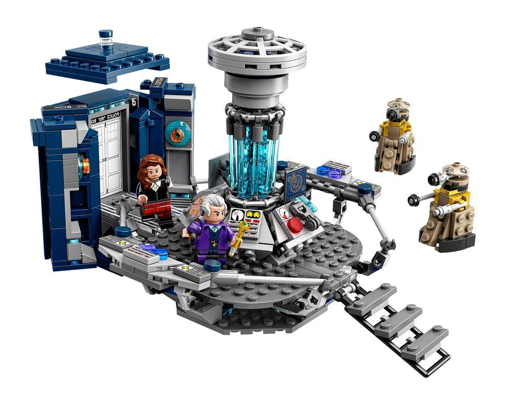 LEGO Set 21304-1 Doctor Who (Model - A-Model)