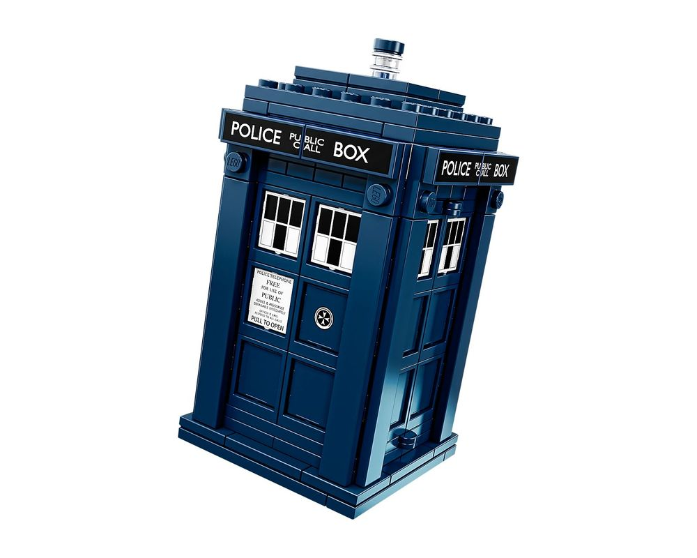 LEGO Set 21304-1 Doctor Who