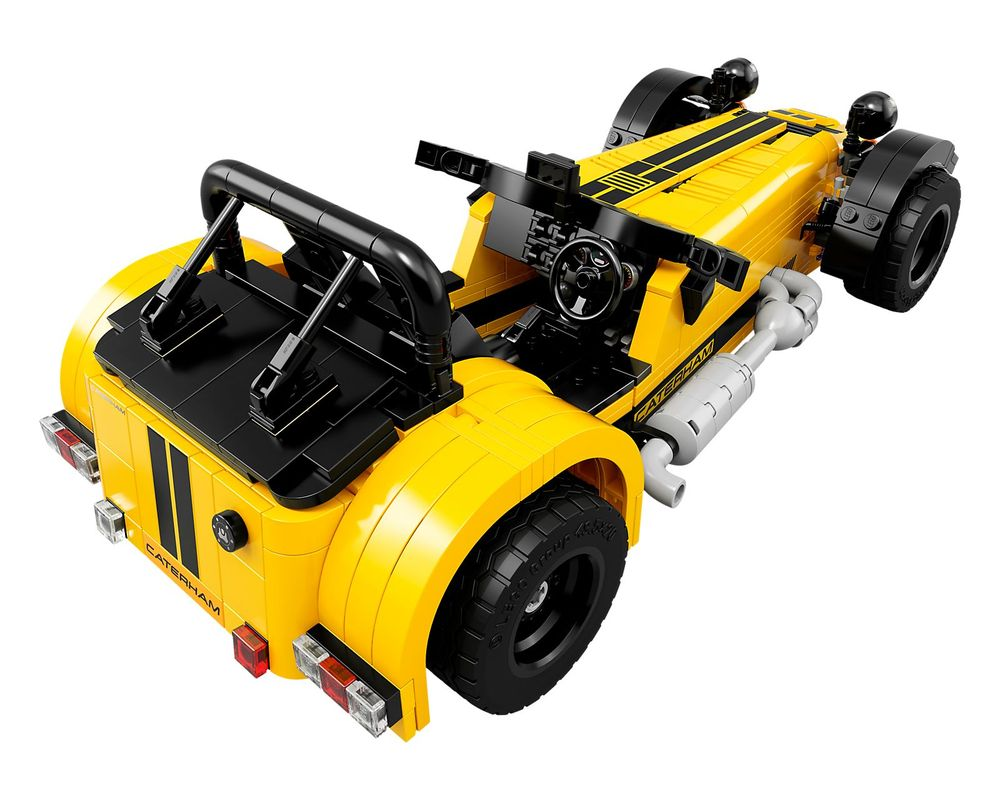LEGO Set 21307-1 Caterham Seven 620R