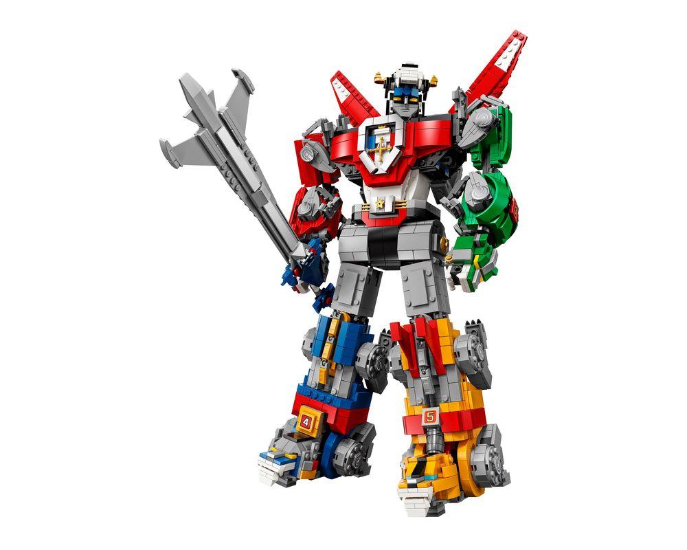 LEGO Set 21311-1 Voltron (Model - A-Model)