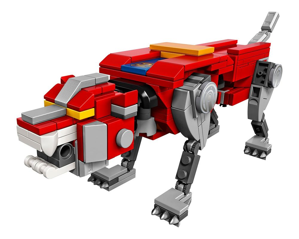LEGO Set 21311-1 Voltron