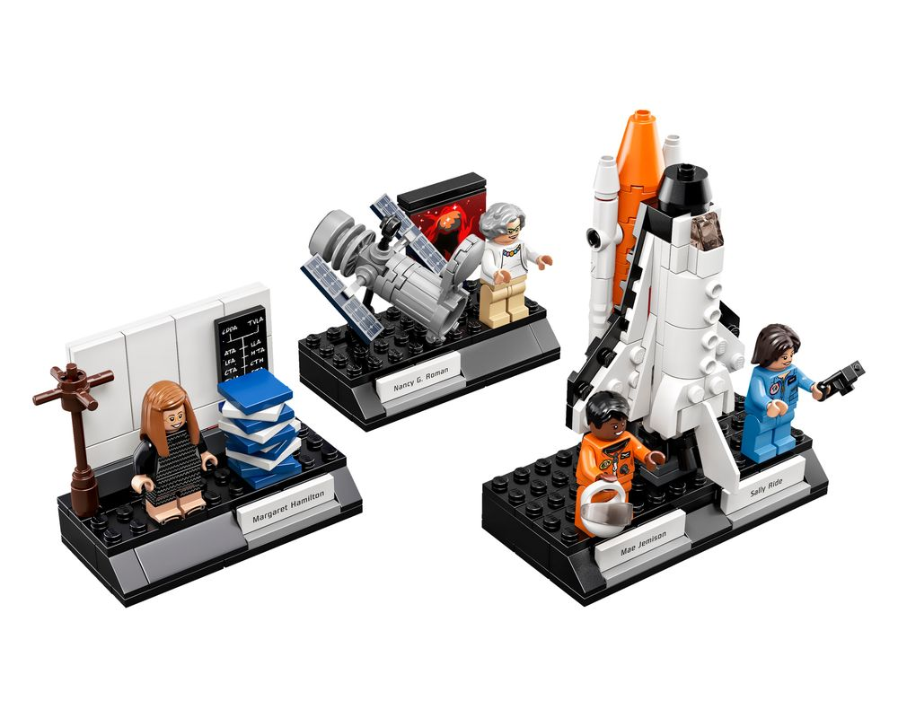 LEGO Set 21312-1 Women of NASA (Model - A-Model)