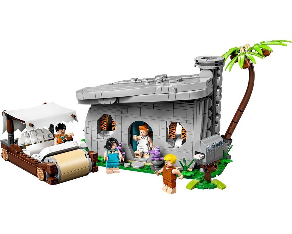 LEGO Set 21316-1 The Flintstones (Model - A-Model)