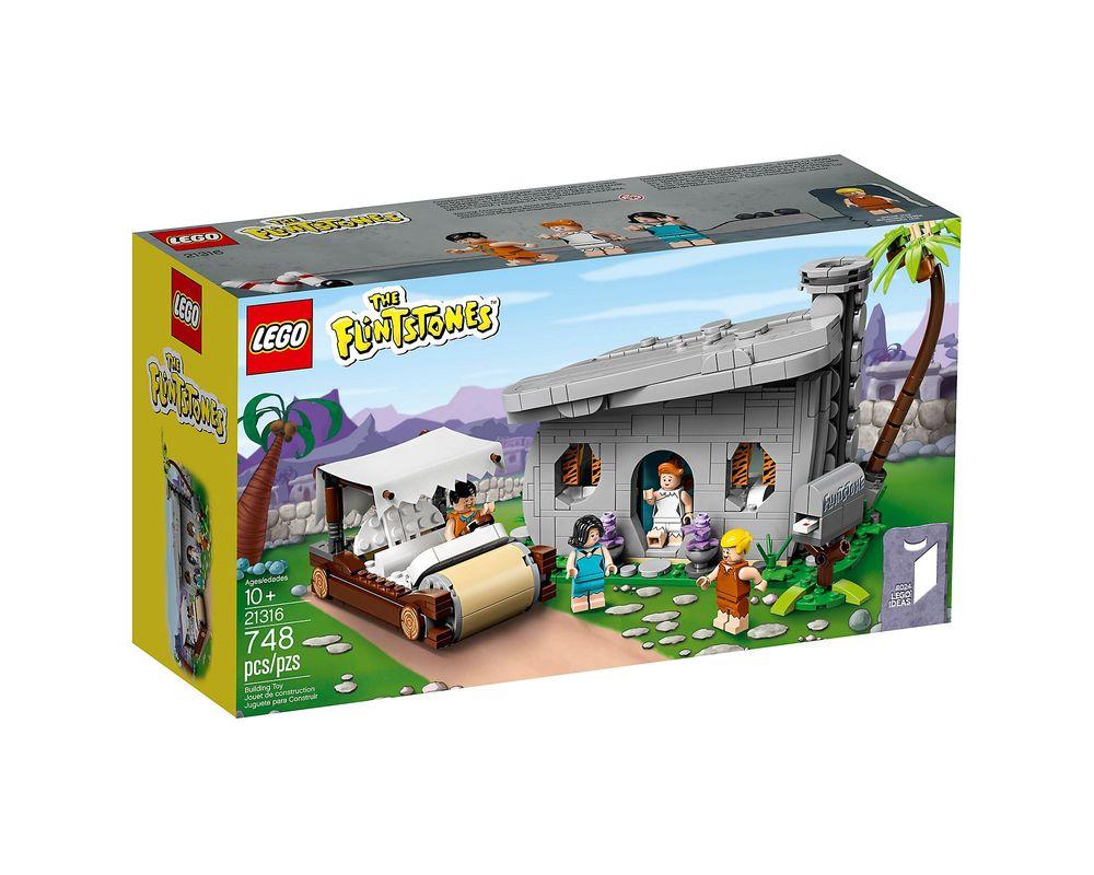 LEGO Set 21316-1 The Flintstones