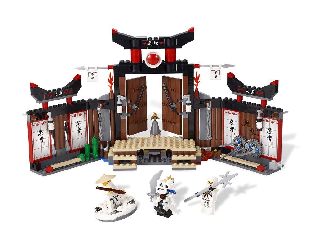 LEGO Set 2504-1 Spinjitzu Dojo (LEGO - Model)
