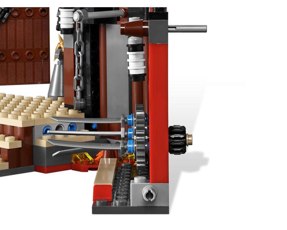 LEGO Set 2504-1 Spinjitzu Dojo