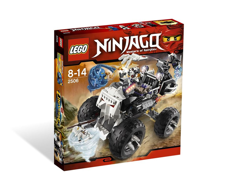LEGO Set 2506-1 Skull Truck
