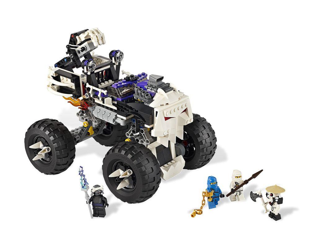 LEGO Set 2506-1 Skull Truck (Model - A-Model)