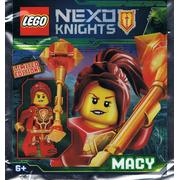 New lego macy-hair from set 271831 nexo knights nex149