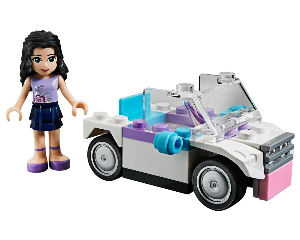LEGO Set 30103-1 Car
