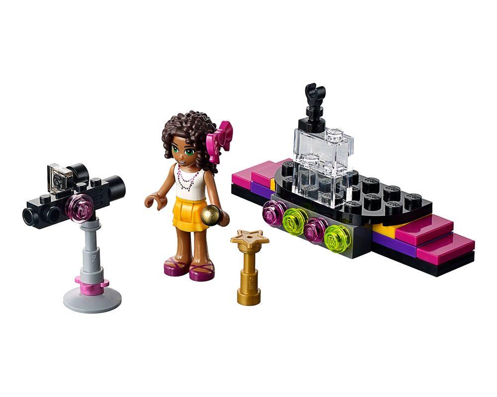 LEGO Set 30205-1 Pop Star (LEGO - Model)