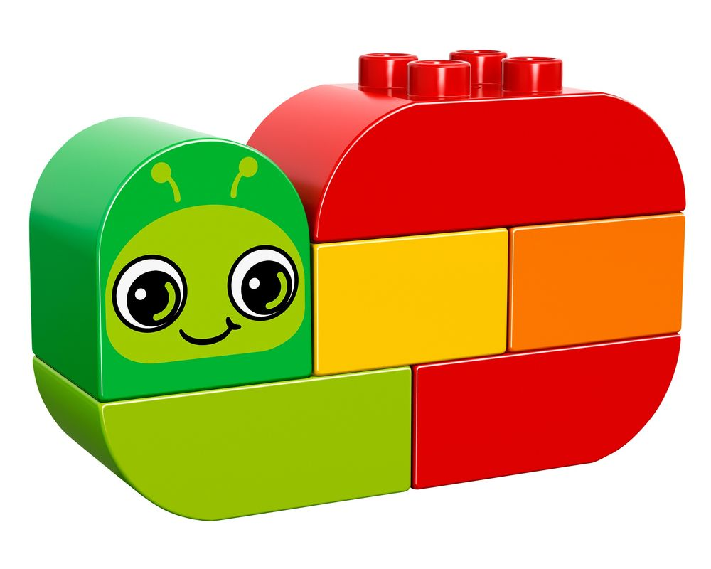 LEGO Set 30218-1 Snail (LEGO - Model)