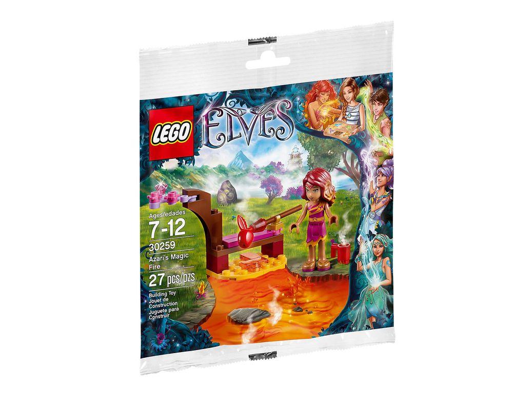 LEGO Set 30259-1 Azari's Magic Fire