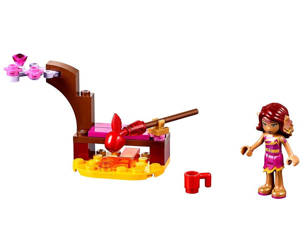 LEGO Set 30259-1 Azari's Magic Fire (LEGO - Model)