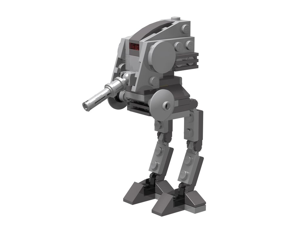 LEGO Set 30274-1 AT-DP (LEGO - Model)