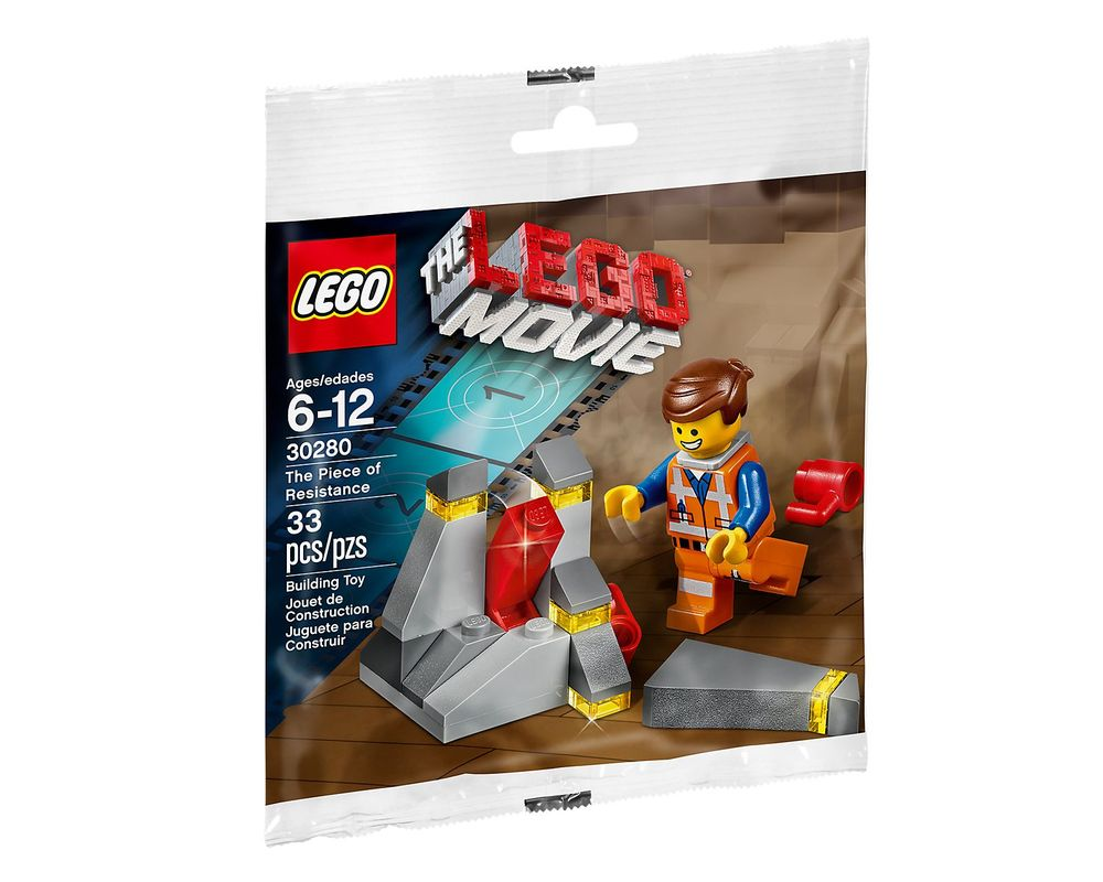 LEGO Set 30280-1 The Piece of Resistance