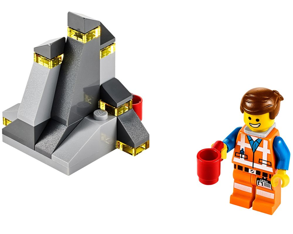 LEGO Set 30280-1 The Piece of Resistance (Model - A-Model)