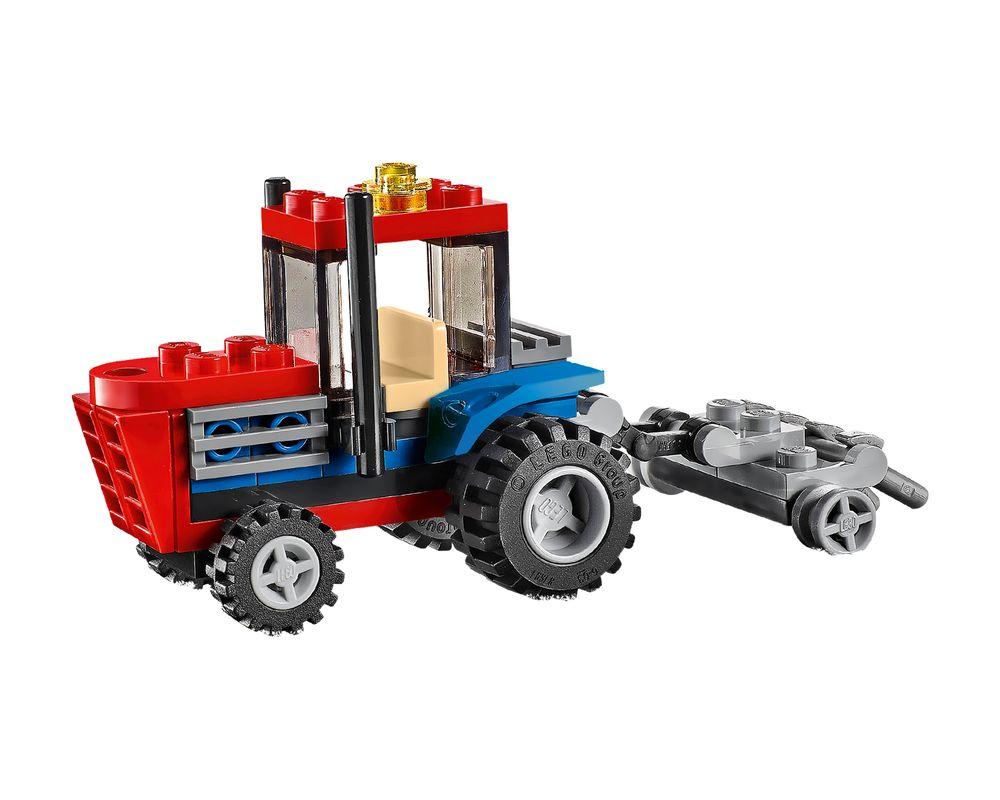 LEGO Set 30284-1 Tractor (LEGO - Model)