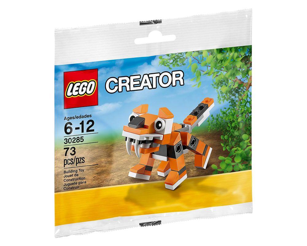 LEGO Set 30285-1 Tiger