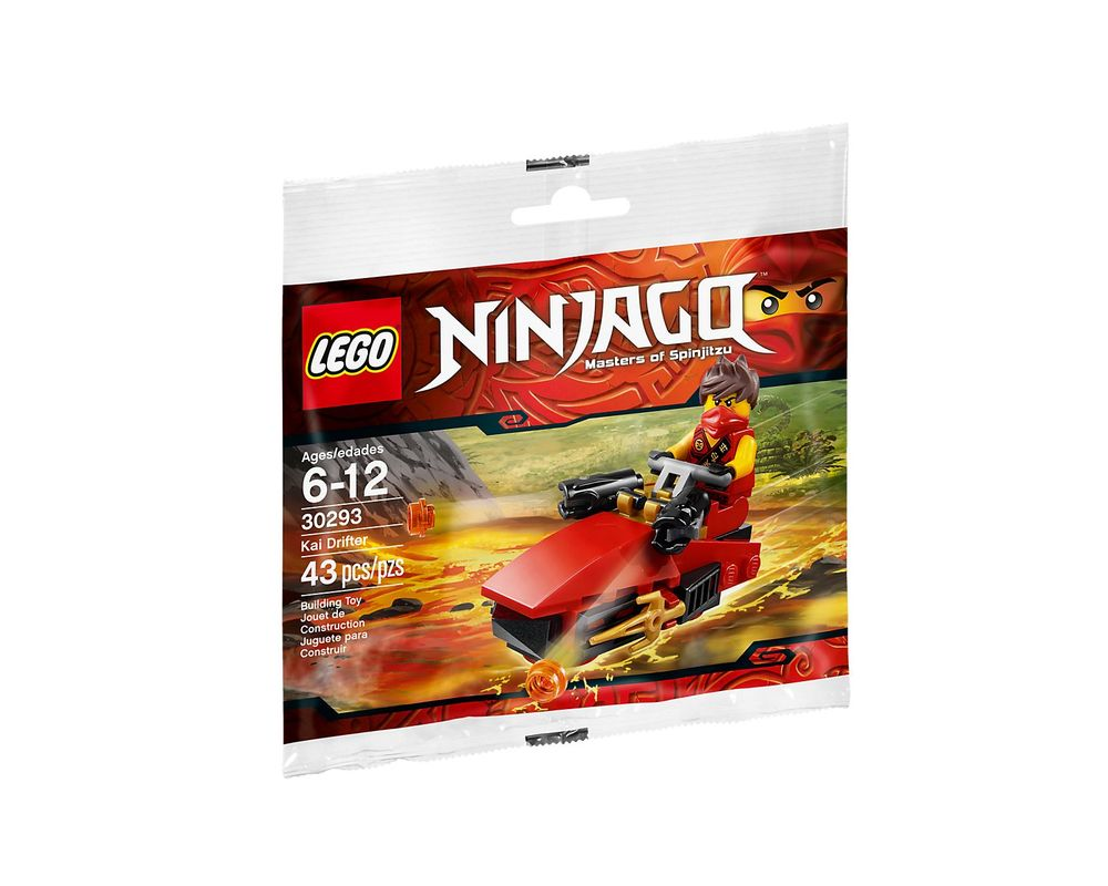 LEGO Set 30293-1 Kai Drifter