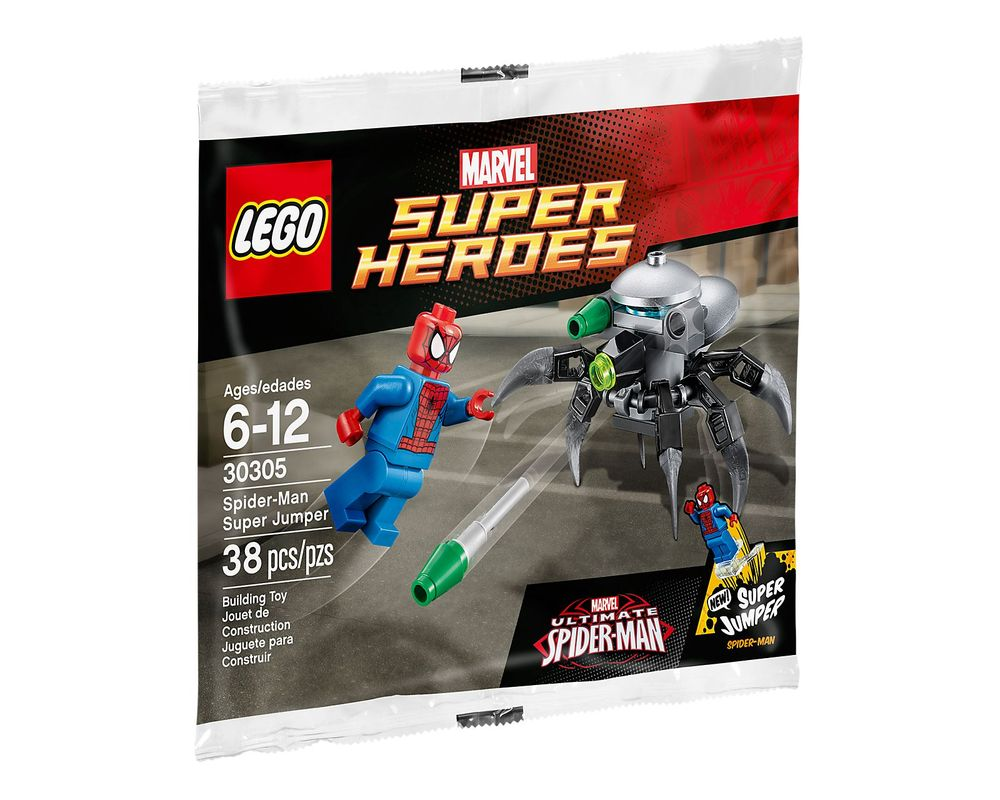 LEGO Set 30305-1 Spider-Man Super Jumper
