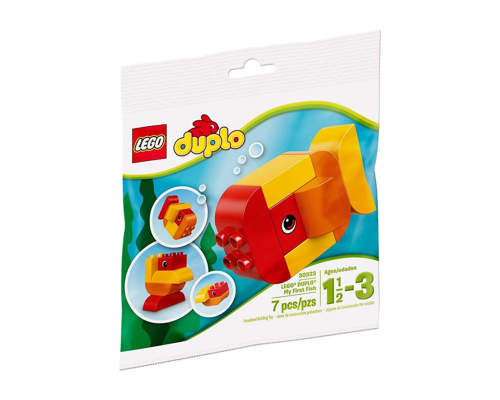 LEGO Set 30323-1 My First Fish