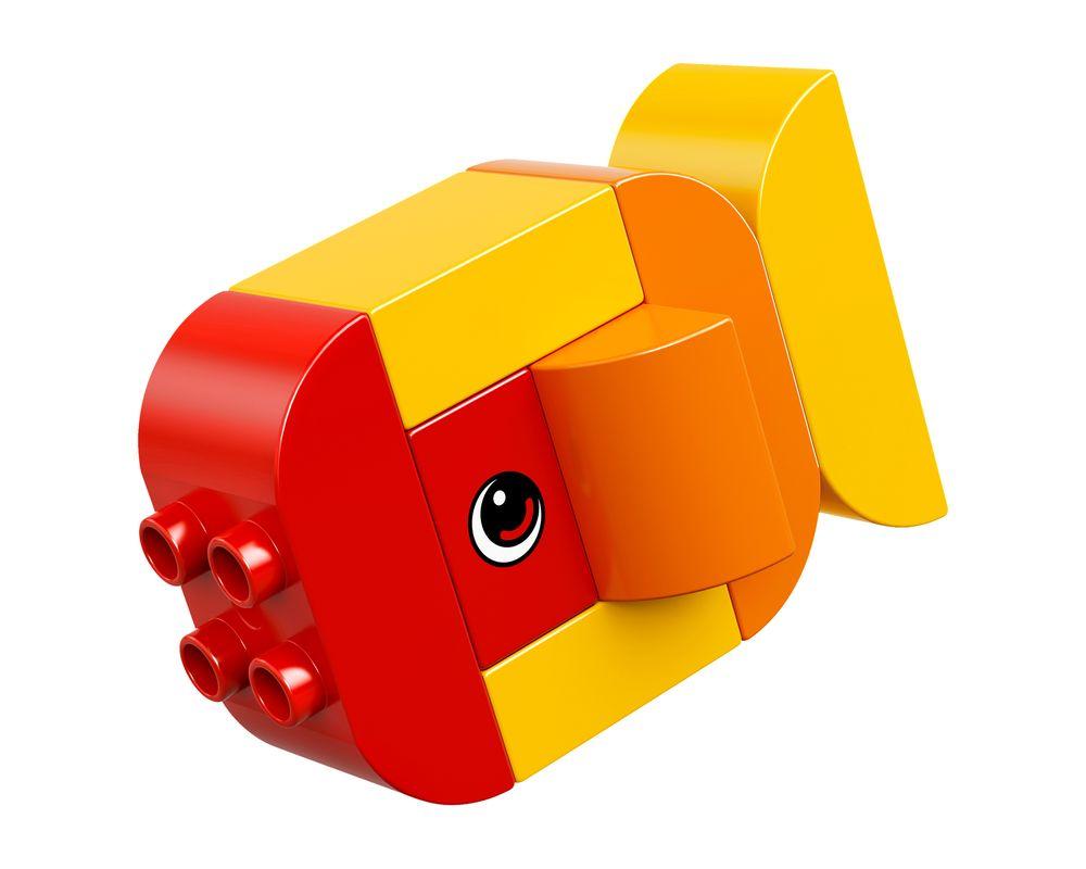 LEGO Set 30323-1 My First Fish (LEGO - Model)