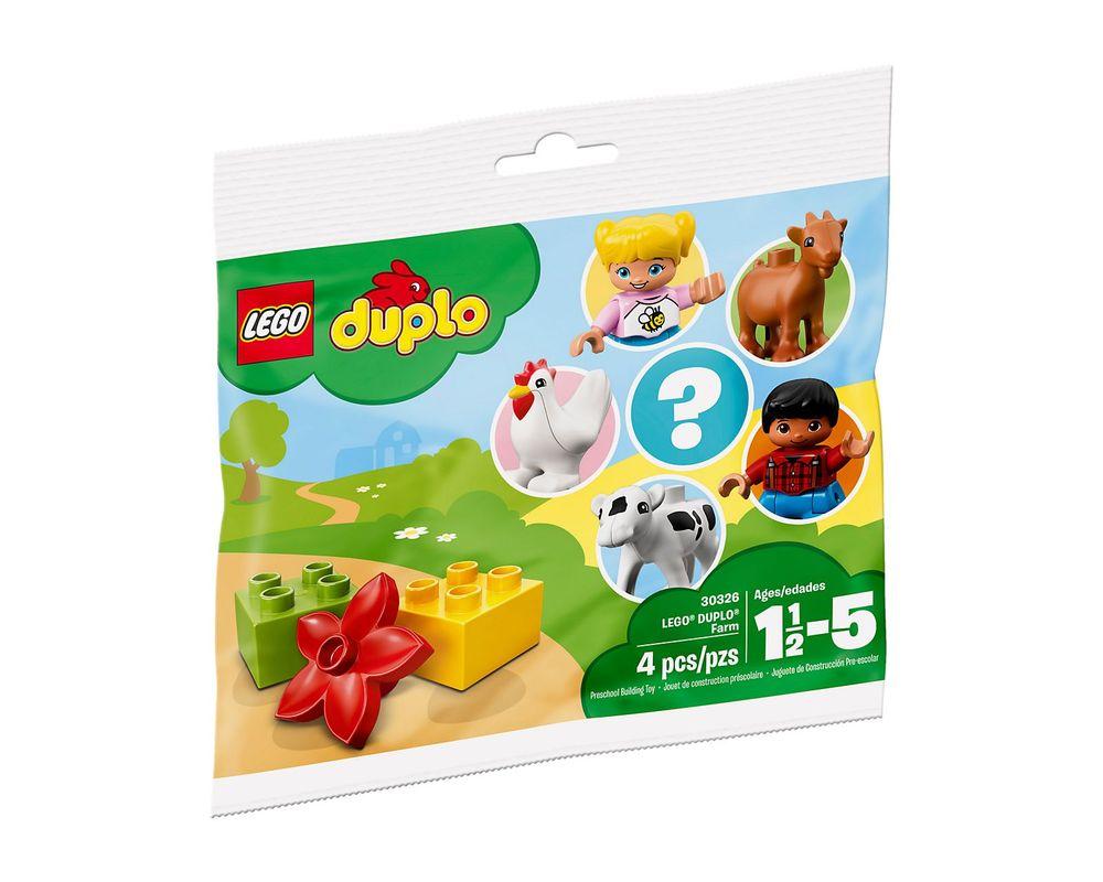 LEGO Set 30326-4 Farm - Boy