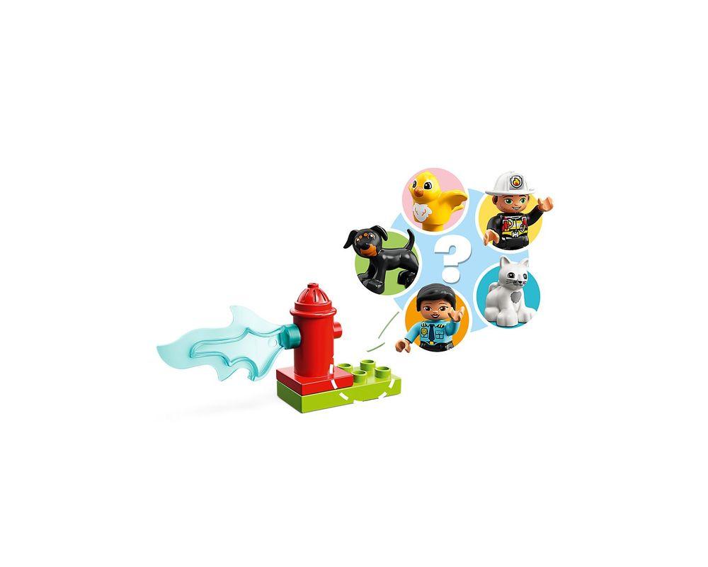 LEGO Set 30328-1 Town Rescue (Dog)