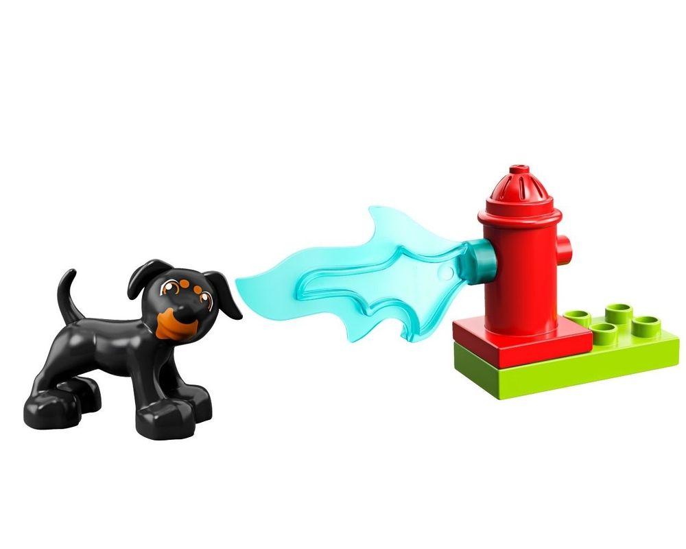 LEGO Set 30328-1 Town Rescue (Dog) (LEGO - Model)