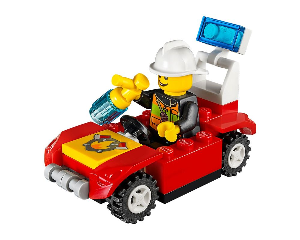 LEGO Set 30338-1 Fire Car